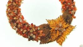 Ожерелье ′Краски осени′