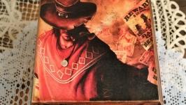 Шкатулка мужская Cowboy