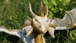 Золотой дракон.