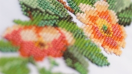 Свадебный рушник ′Троянда′