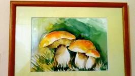 ′Грибочки у лісочку′
