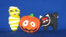Тёмный праздник Хэллоуина.