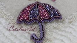 Брошь ′Зонтик′