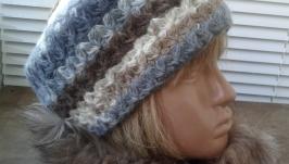 Вязаная шапка   Северный ветер
