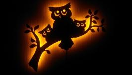 Ночник совы