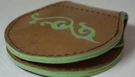 Круглый мини кошелек ′Pancake′