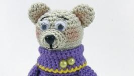 Мишка в свитерке