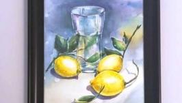 Картина ′ Лимони′