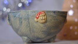 Піала керамічна ′Святий Миколай′