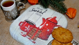 Сирна дощечка ′До Різдва′