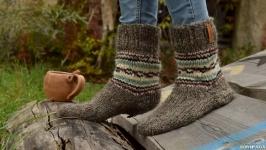 Шкарпетки ручного в′язання