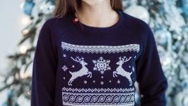 Cвітшот ′Різдвяне диво′