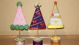 Елочки рождественские
