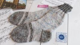 Шкарпетки вовняні, р 39-40