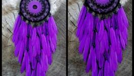 Ловец снов фиолетовый!