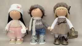 Магия кукол-малышек