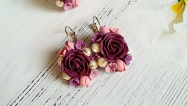 Комплект Лиловый цвет