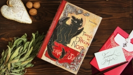 Книга- шкатулка «Вы не видели моего дракона?»