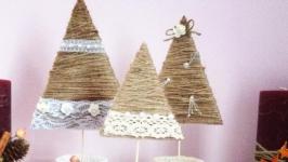Різдвяні топіарії