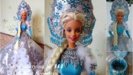 под заказ Кукла шкатулка №144 в подарок