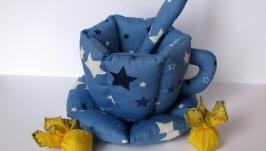 Сувенир ′Чашка со звездами′