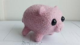 Малышка свинка