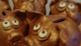 свинки копилки