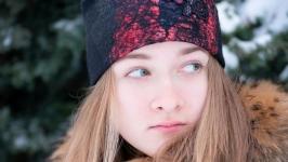 Валяная шапка ′Кармен′
