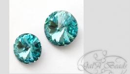 Риволи SWAROVSKI код1122 (12,14 мм) light turquoise