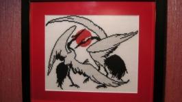 Картина ′Японские журавли′