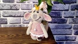игрушка ′слон-принцесса′