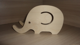 Подставка для телефона, канцелярии Слоненок