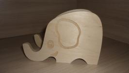 Подставка для телефона, канцелярии Слон