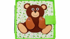 Книга-іграшка ′Ведмедик′
