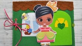 Кукольный домик для куклы Наоми