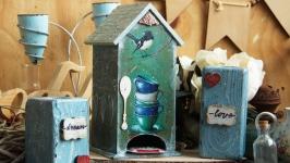 Чайный домик ′Бирюзовое настроение′