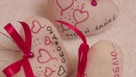 Сердечки валентинки 8 марта