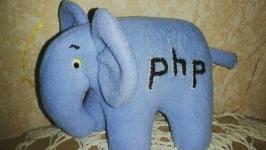 Слоник для айтишника Слон для компьютерщика Талисман