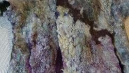 тут изображено Валяний жилет