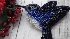 Колибри синий