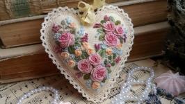 Подвеска-саше ′Spring in my Heart′