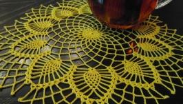 Серветка жовта