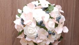 Нежный топиарий - подарок на день влюбленных, 8 Марта, день рождения