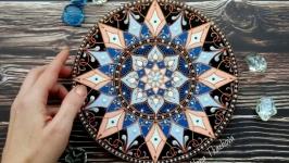 тарілка декоративна ′Подих ночі′