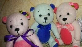 Медвежонок Малыш Ведмежатко Сувенир Игрушка