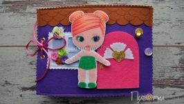 Кукольный домик для куклы Рейчел