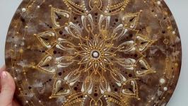 тарілка декоративна ′Magic Mandala′
