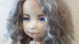 Кукла коллекционная авторская Мира