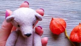 Мишка Тедди , коллекционная игрушка , подарок для нее