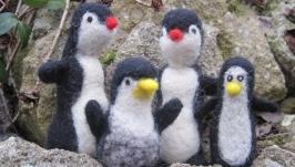 Іграшка Пінгвіни